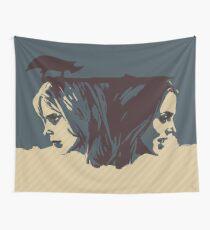 Buffy & Faith Wall Tapestry