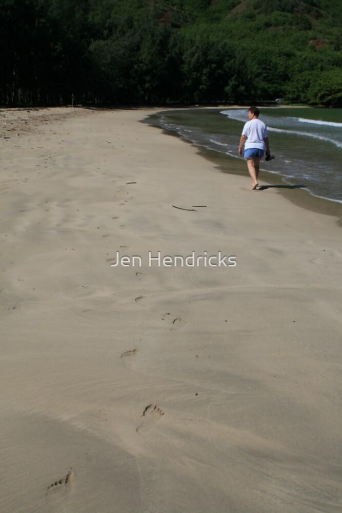 Footprints by Jen Hendricks