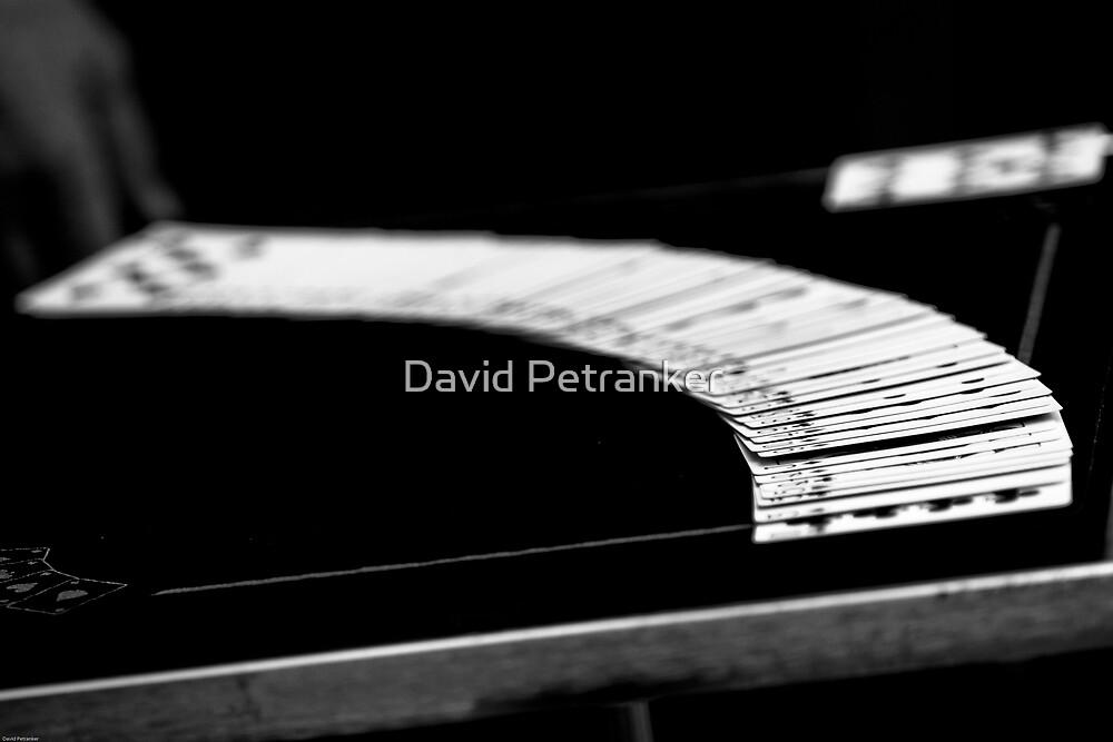 The magic trick Part 4 by David Petranker