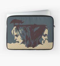 Buffy & Faith Laptop Sleeve