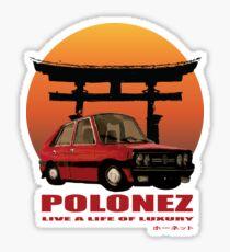 Polonez  Sticker