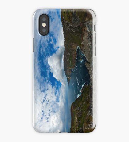 Bunglas - Highest Sea Cliffs in Europe? iPhone Case