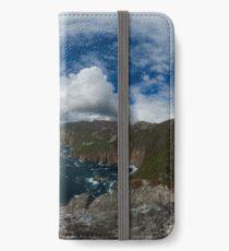 Bunglas - Highest Sea Cliffs in Europe? iPhone Wallet/Case/Skin