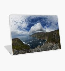 Bunglas - Highest Sea Cliffs in Europe? Laptop Skin