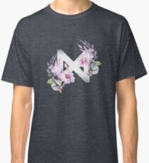 Monsta X Flowers Classic T-Shirt