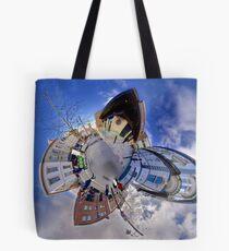 Shipquay Street Panorama - Spring 2014 Tote Bag