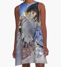Shipquay Street Panorama - Spring 2014 A-Line Dress