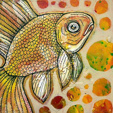 Goldfish by LynnetteShelley