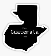 Guatemela Stuff Sticker