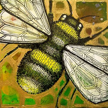 Bumbling Bee by LynnetteShelley