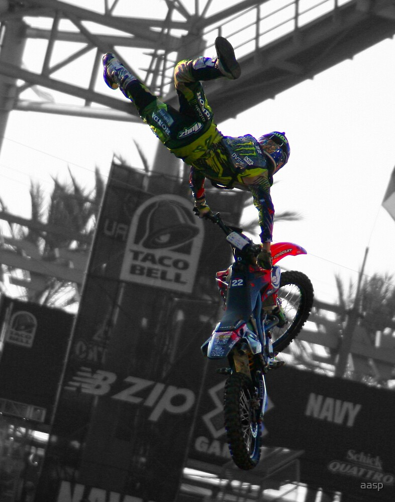 x games 25 by aasp