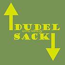 Dudel - Sack (grün) by NafetsNuarb