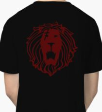 Lion's Sin of Pride (Back Print Request) Classic T-Shirt