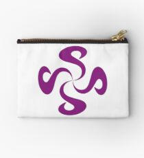 SheeArtworks Spiral Purple - Shee Vector Shape Studio Pouch