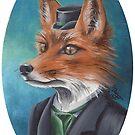 Mr. Fox by Deanna Davoli