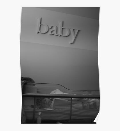 And baby makes three Poster
