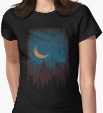 Those Summer Nights... Women's Fitted T-Shirt