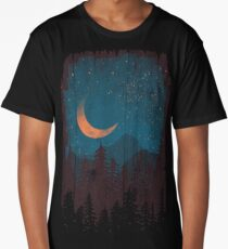 Those Summer Nights... Long T-Shirt