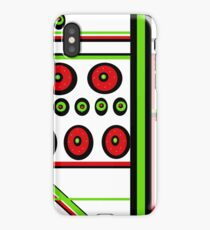 modernism iPhone Case/Skin