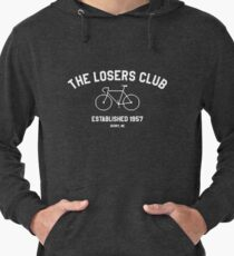 The Losers Club - White Lightweight Hoodie