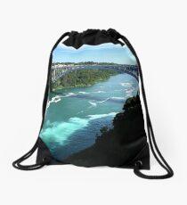 Niagara River Drawstring Bag