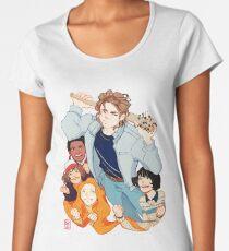 Camiseta premium para mujer King Nanny