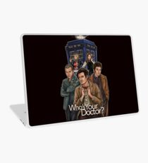 Who's Your Doctor? Laptop Skin