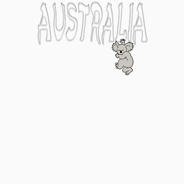 Australia by TinyKnickers