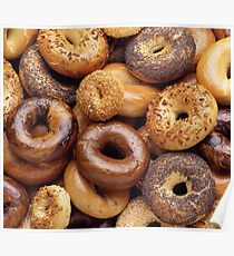 All About That Bagel Poster