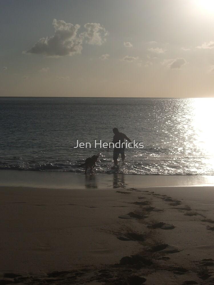 Into the Sunset by Jen Hendricks