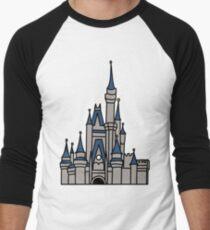 Camiseta ¾ bicolor para hombre Princess Castle