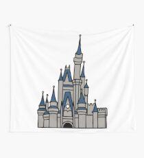 Tela decorativa Princess Castle