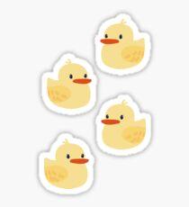 Yellow Duck! Sticker
