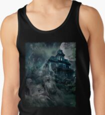 The Haunted House Paranormal Tank Top