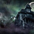 The Haunted House Paranormal by Scott Jackson