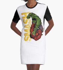 Smash Graphic T-Shirt Dress