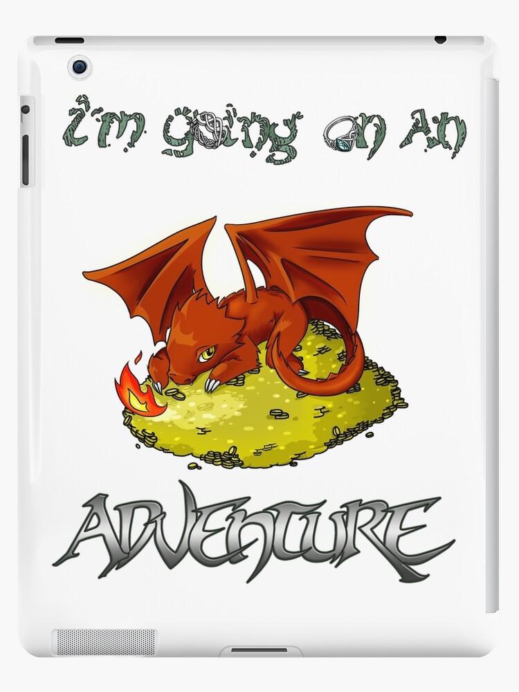 Adventure Smaug Couples Tee by Animefox52