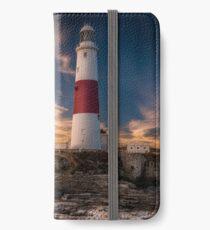 Portland Bill Lighthouse iPhone Wallet/Case/Skin