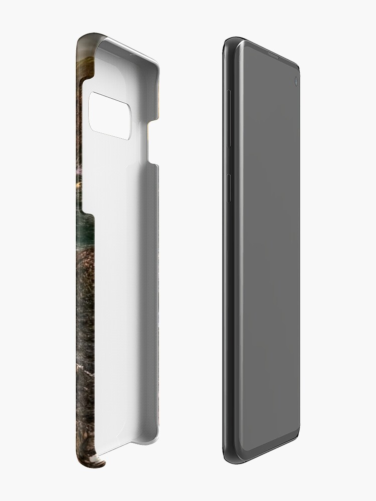 Alternate view of Trevose Head Lighthouse Case & Skin for Samsung Galaxy