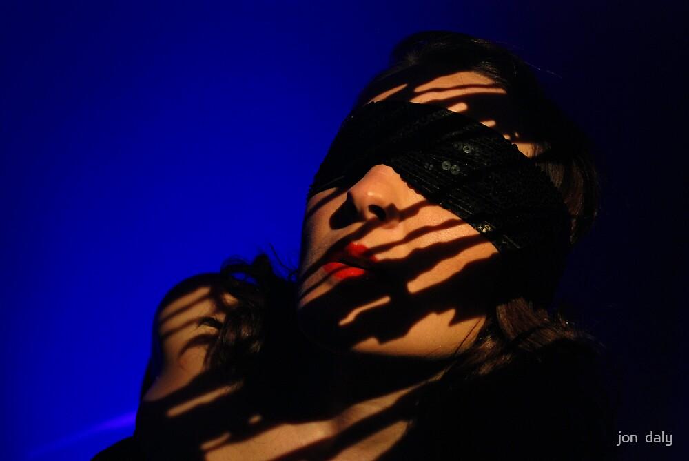 blindfold by jon  daly