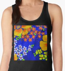 Memories of the 1970s flower power #1  Women's Tank Top