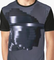 Head Escalates (Say yes to Deconstructivism)  Graphic T-Shirt
