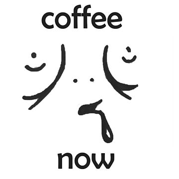 Coffee Now by marissagain