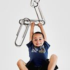 Paper Clip Challenge by Naomi Frost