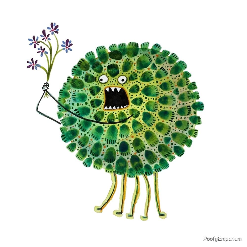 Poofy Plactus by PoofyEmporium
