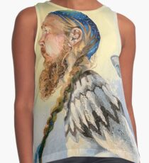 Nordic and Silver Contrast Tank