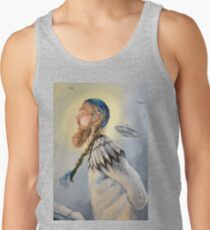 Nordic and Silver Tank Top