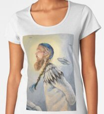 Nordic and Silver Women's Premium T-Shirt