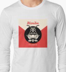 Blondie Pollinator Album Cover Long Sleeve T-Shirt