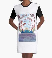 Finn The Human Graphic T-Shirt Dress